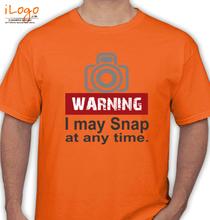 photograph-warning T-Shirt