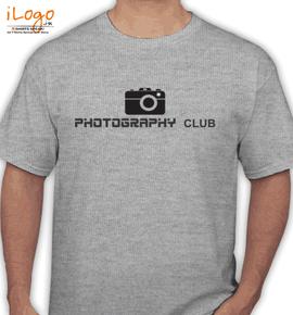 photography-club - T-Shirt