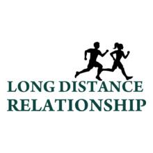 long-distance-relationship T-Shirt
