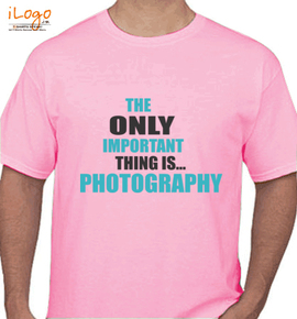 photographer-country - T-Shirt