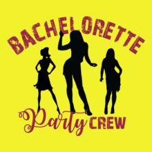 Bachelorette Party BACHELORETTE-party-crew T-Shirt