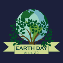 Eazye Earth-day- T-Shirt
