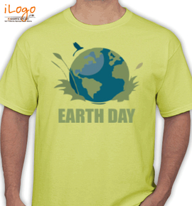 EARTH%s day - T-Shirt