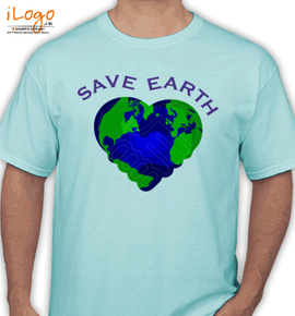 save earth earth day - T-Shirt