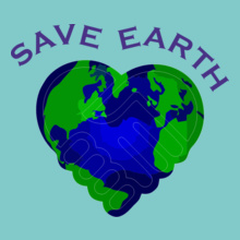 Earth Day save-earth-earth-day T-Shirt