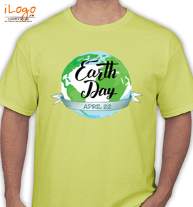 april earth day - T-Shirt