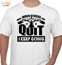 GYM  fitness- T-Shirt