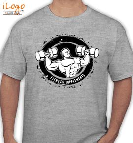 fitness supplenets - T-Shirt