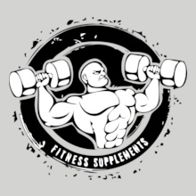 GYM  fitness-supplenets T-Shirt