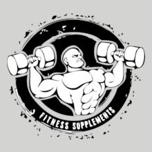 GYM  fitness-supplenets T-Shirt