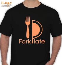 Restaurant Fork-late T-Shirt