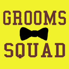 Groom-squad T-Shirt