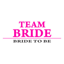 Team-bride-t-shirt-bride-to-be T-Shirt