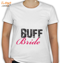 buff-bride-tshirt T-Shirt