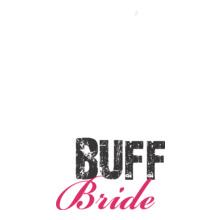 Wedding buff-bride-tshirt T-Shirt