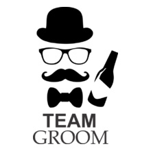 Team-groom-t-shirts-for-wedding T-Shirt