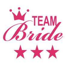 Wedding Star-team-bride T-Shirt
