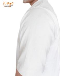 Groom-underline-tshirt Left sleeve