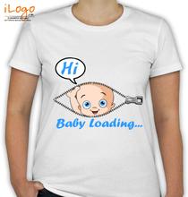 Baby hii-baby-tshirts-loading T-Shirt