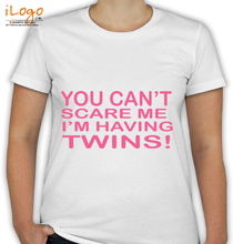 Baby I-m-having-twins T-Shirt