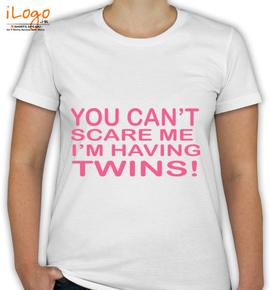 I-m-having-twins - T-Shirt [F]