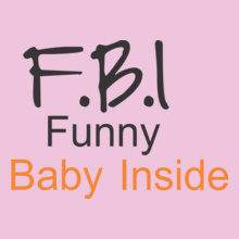 Baby Funny-baby-inside T-Shirt