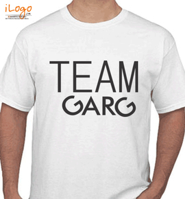 team garg - T-Shirt