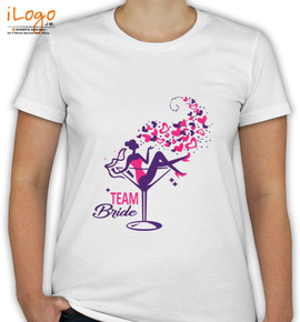 team-bride - T-Shirt [F]