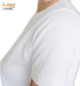 team-bride Left sleeve