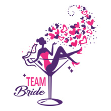 Bachelorette Party team-bride T-Shirt