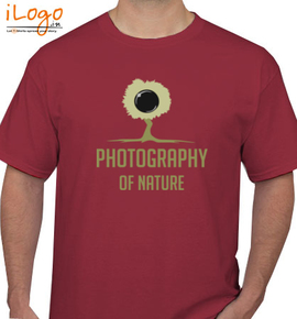 Photography of nature - T-Shirt