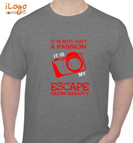 Escape from reality - T-Shirt