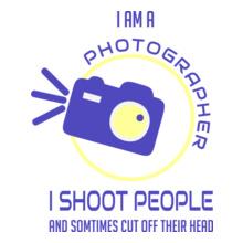 I-am-a-photographer T-Shirt