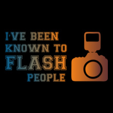 Known-to-flash-people T-Shirt