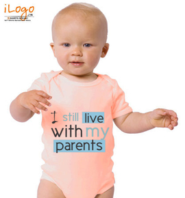 still-live-with-my-parents - Baby Onesie
