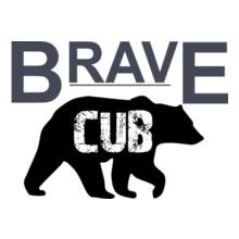 Baby brave-cub-tshirt T-Shirt