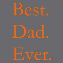 Father's Day best-dad-ever T-Shirt