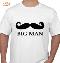 Father's Day big-man-tshirt T-Shirt