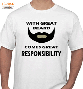 Great-responsibility - T-Shirt