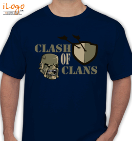 Clash of Clans  - T-Shirt