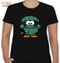 Medical College penguin T-Shirt