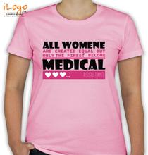 Medical College women-medical T-Shirt
