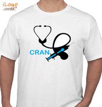 Medical College CRAN T-Shirt