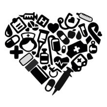 Medical heart-medical-design T-Shirt