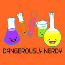 Medical Dangerously-Nerdy-design T-Shirt