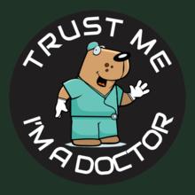 Medical trust-me-i-m-a-doctor-design T-Shirt