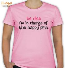 Medical Happy-Pills-design T-Shirt