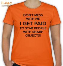 Medical College sharp-Object-design T-Shirt