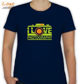 camera photography - T-Shirt [F]