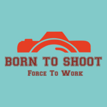 born-force-to-work T-Shirt